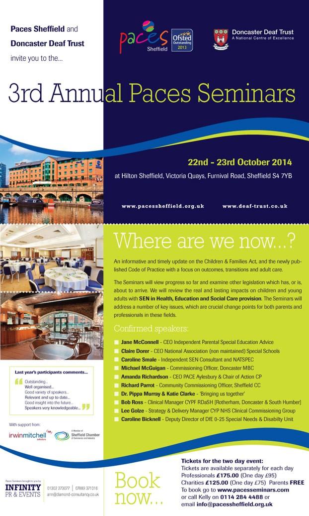 Paces Seminars 2014(4)